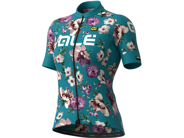 Alé Cycling PRR Fiori SS Jersey Women green